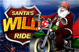 microgaming - Santa's Wild Ride