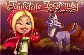 netent - FairyTale Legends: Red Riding Hood