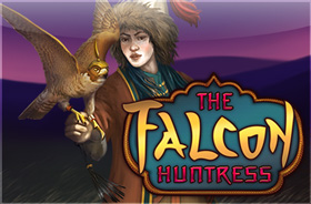 thunderkick - The Falcon Huntress