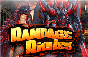 quickfire - King of Kaiju: Rampage Riches