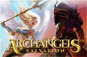netent - Archangels: Salvation