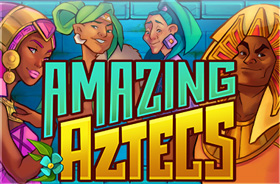 microgaming - Amazing Aztecs
