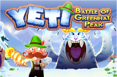 thunderkick - Yeti Battle of Greenhat Peak