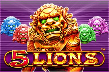 pragmatic_play - 5 lions