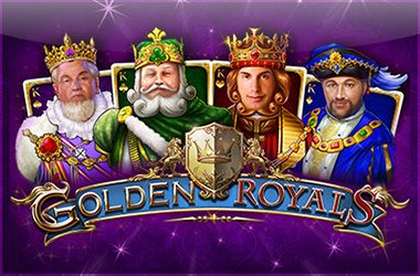 booming_games - Golden Royals