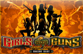 microgaming - Girls with Guns - Jungle Heat