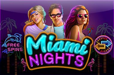 booming_games - Miami Nights