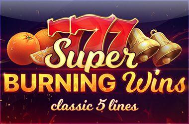 playson - Super Burning Wins