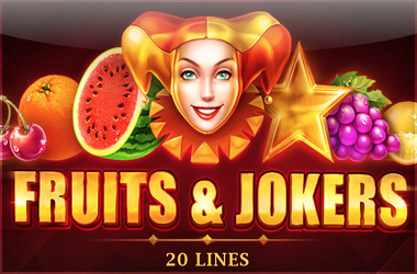 pariplay - Fruits & Jokers: 20 Lines