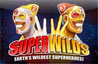 quickfire - Superwilds