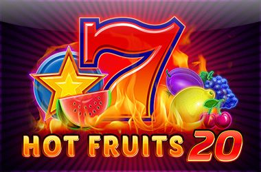 amatic - Hot Fruits 20