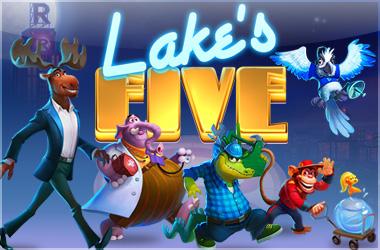 elk_studios - Lake's Five