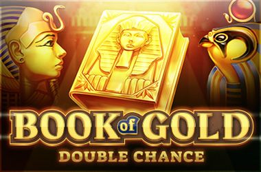 playson - Book of Gold: Double Chance