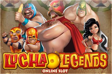 microgaming - Lucha Legends
