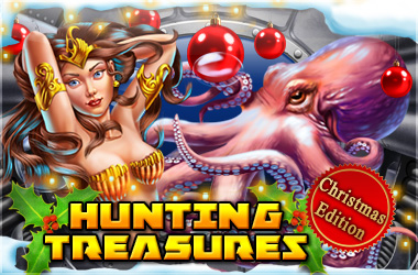 spinomenal - Hunting Treasures - Christmas Edition