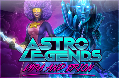 quickfire - Astro Legends: Lyra and Erion
