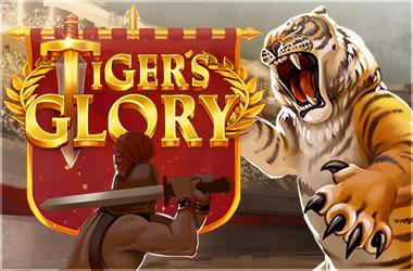 quickspin - Tiger's Glory