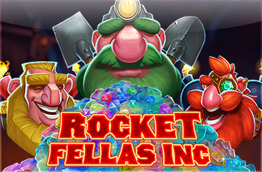 thunderkick - Rocket Fellas Inc