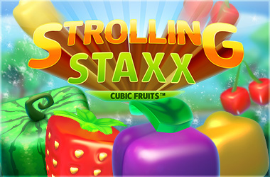 netent - Strolling Staxx: Cubic Fruits