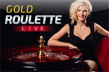 ezugi - Roulette Gold