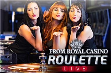 ezugi - Royal Casino Roulette