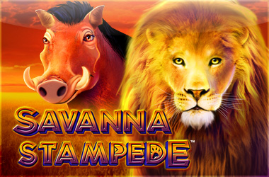 blueprint_gaming - Savanna Stampede