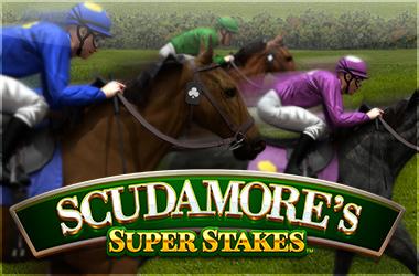 netent - Scudamore's Super Stakes