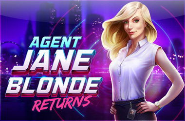 microgaming - Agent Jane Blonde Returns