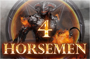 spinomenal - 4 Horsemen