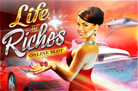 microgaming - Life of Riches