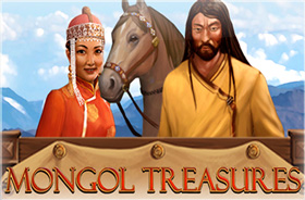 endorphina - Mongol Treasure