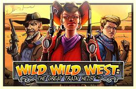 netent - Wild Wild West: The Great Train Heist