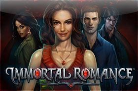 microgaming - Immortal Romance