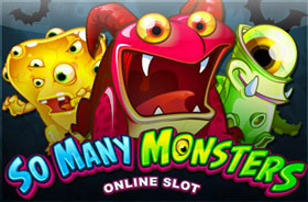 microgaming - So Many Monsters