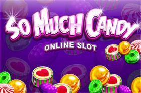 microgaming - So Much Candy