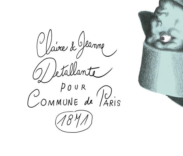 Claire & Jeanne Detallante - 0