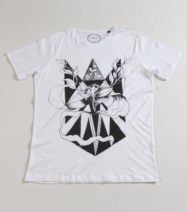 Tee-shirt Eloge - White