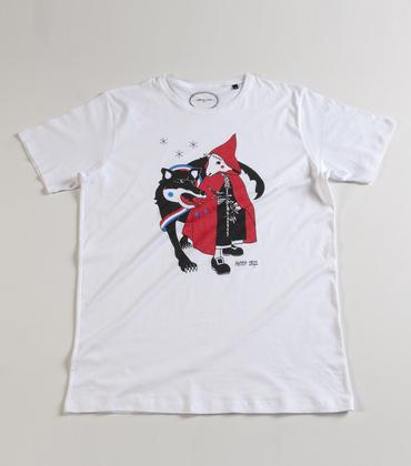 Tee-shirt Chaperon - White
