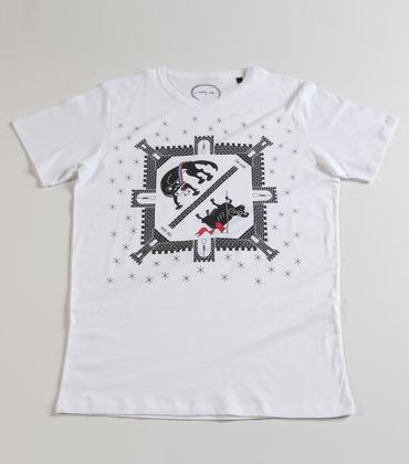 Tee-shirt Potence - White