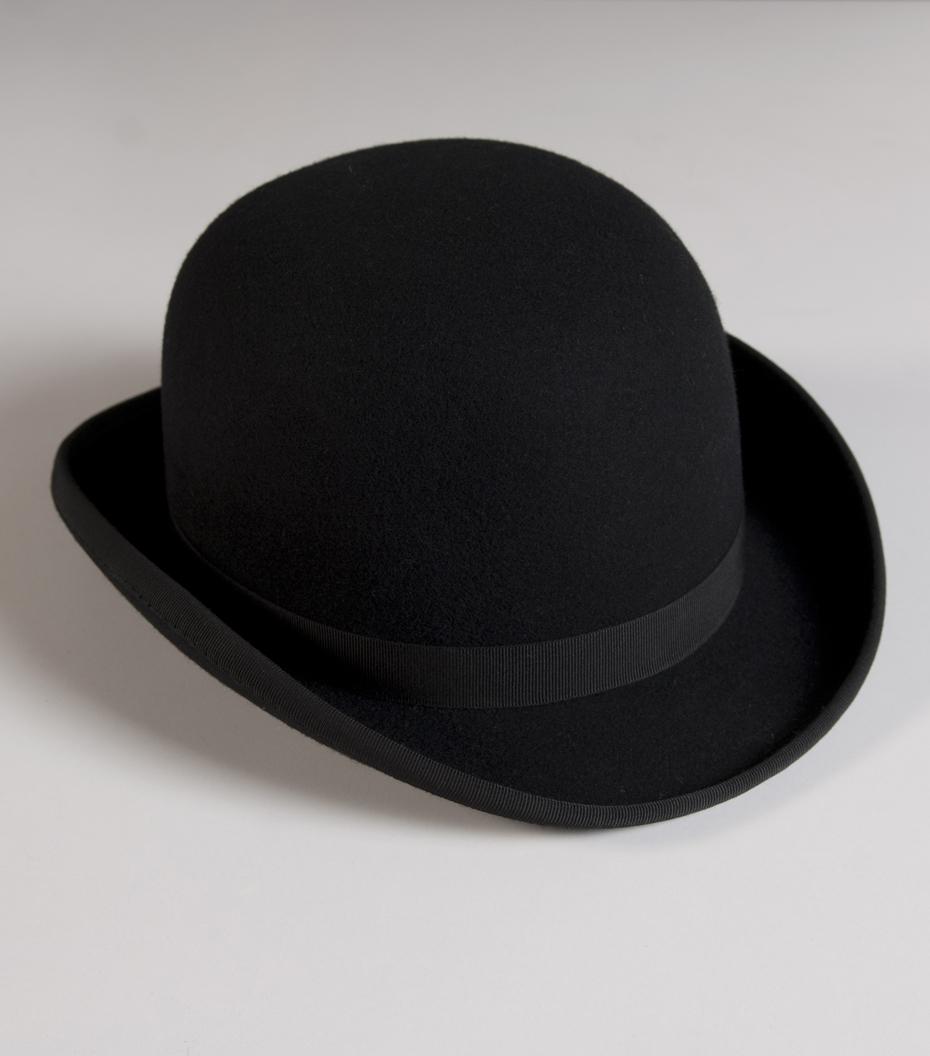 Hat Melon black + Commune de Paris, 1871
