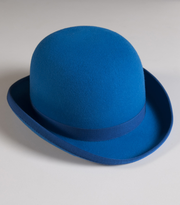 Hat Melon - Blue