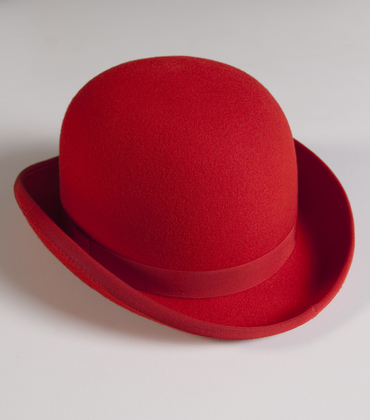 Hat Melon - Red