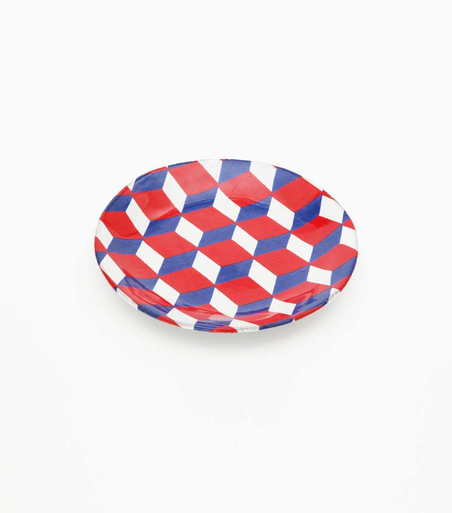 Saucer Cube