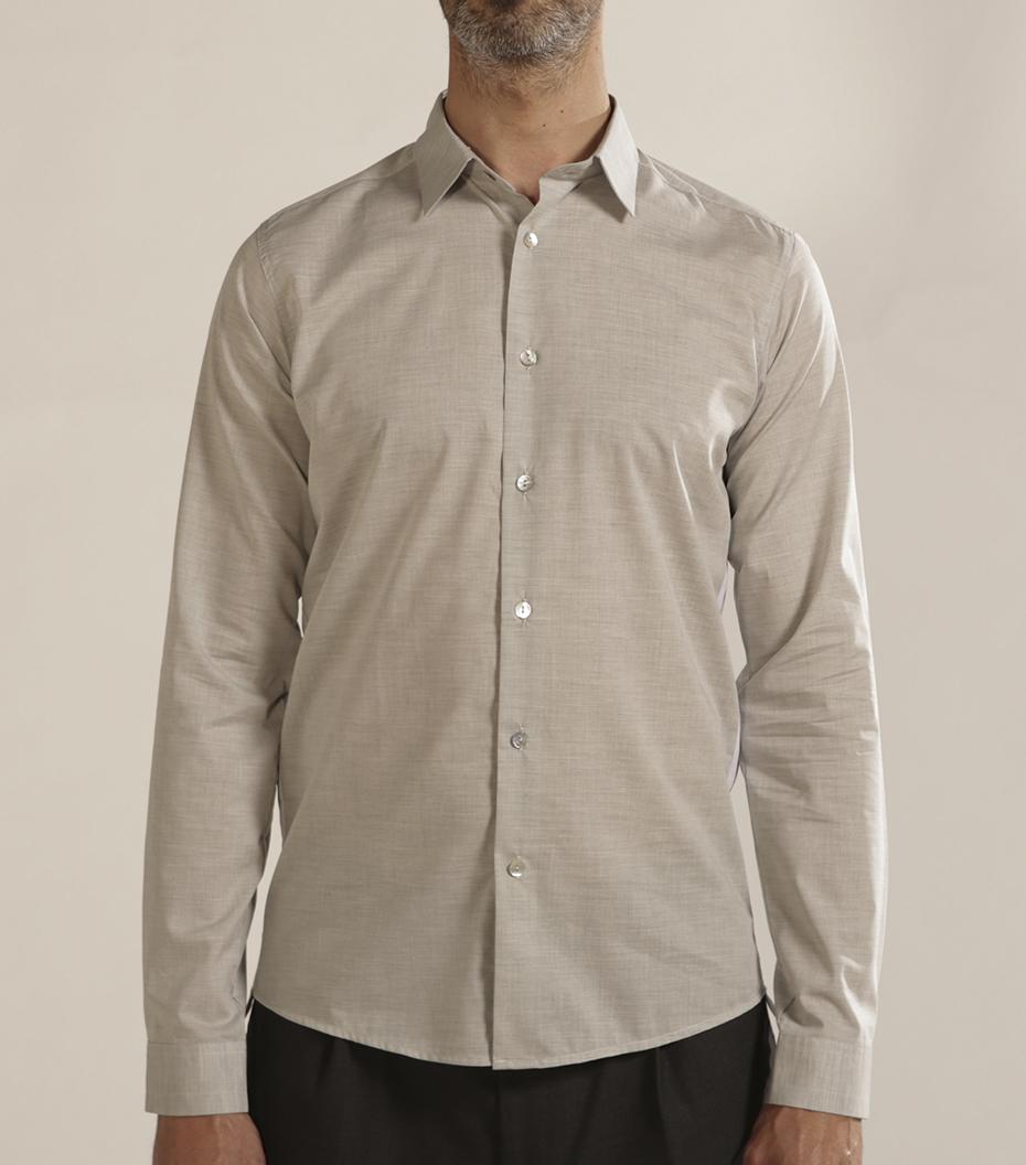 Shirt Leroy - Grey