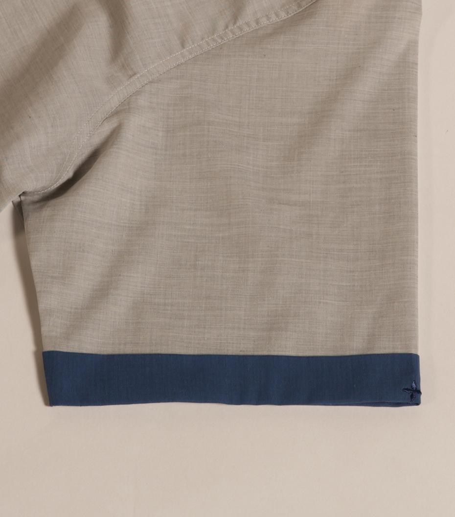 Shirt Moussu - Grey