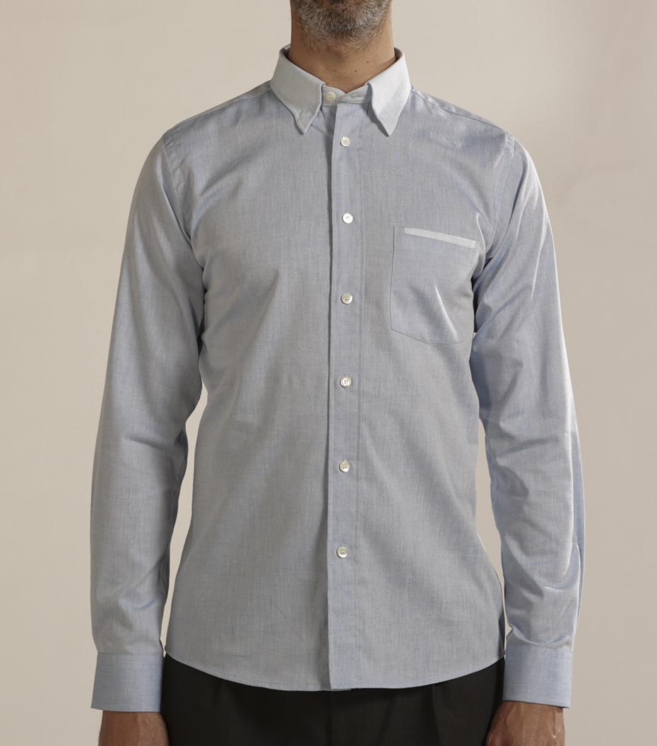 Shirt Suetens - Blue