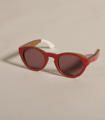 Sunglasses CDP/WSUN - Red