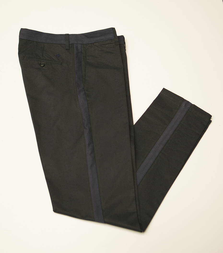 Pant GN2 - Black