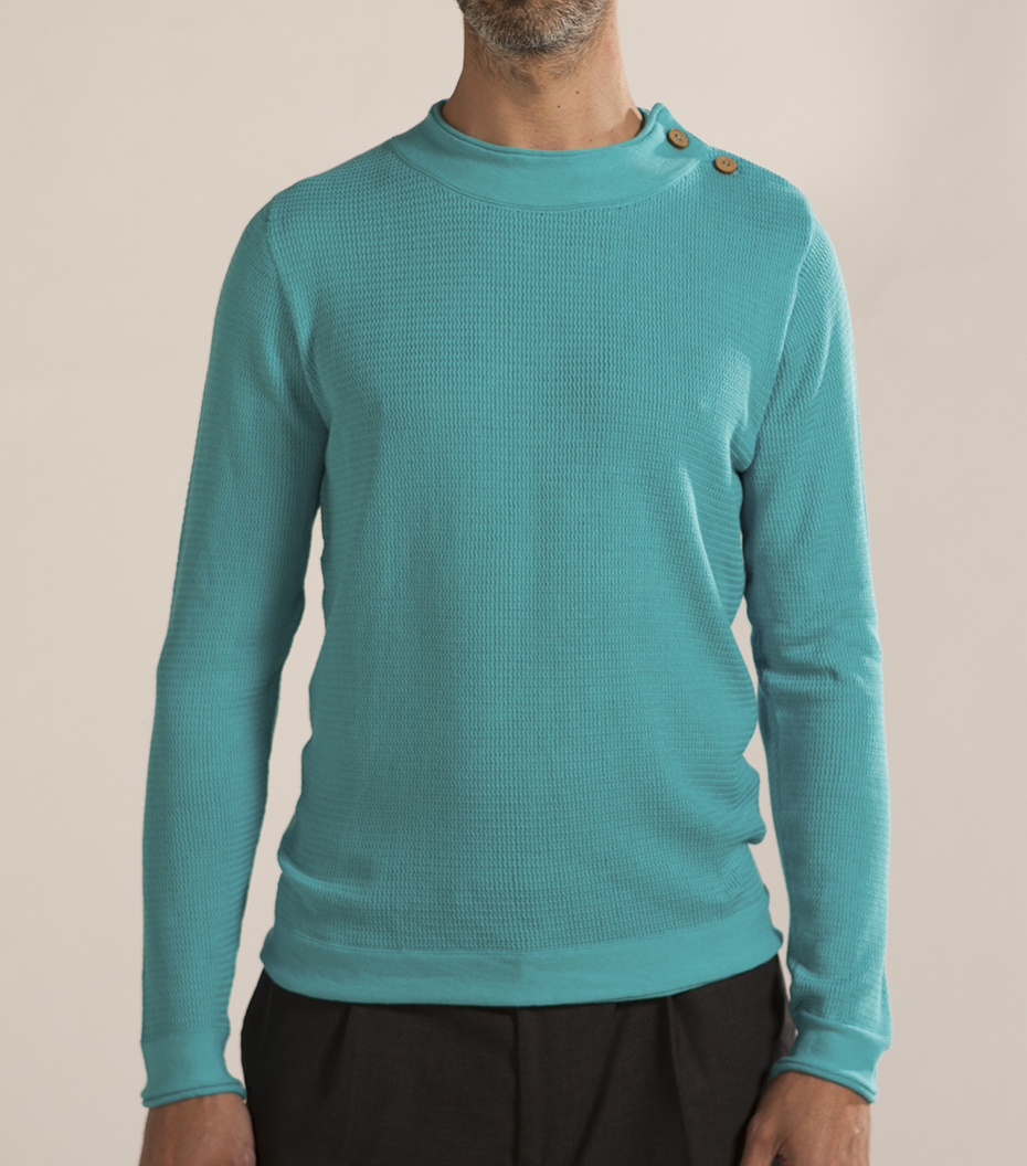 Sweater Sully - Turquoise