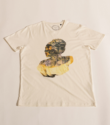 Tee-shirt Amazone - écru